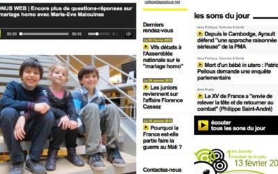 Médias : France Info Junior manipule-t-il les enfants?