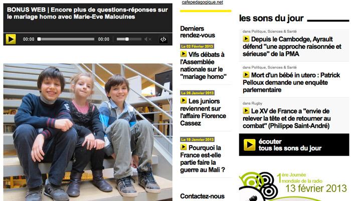 Médias : France Info Junior manipule-t-il les enfants ?