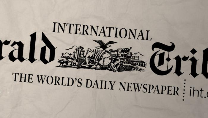 Le Herald Tribune va changer de nom
