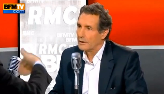 RMC : Bourdin veut également virer Franck Tanguy