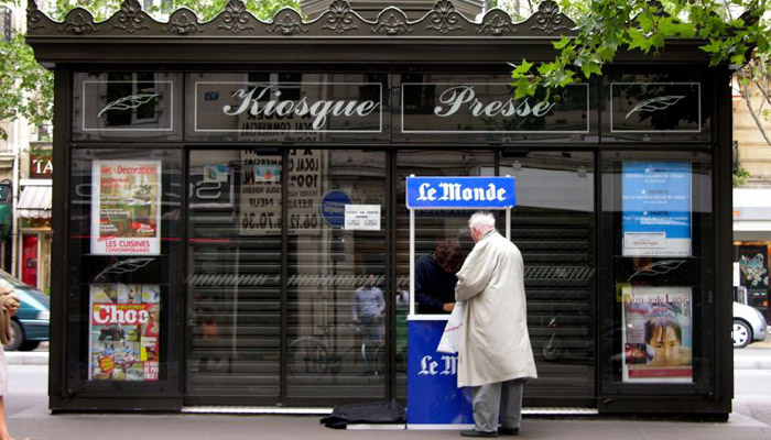 200 000 euros de subvention pour les kiosquiers de Paris