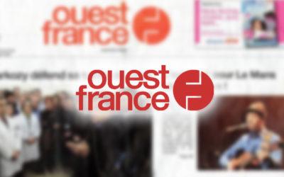 Ouest-France : premier bilan déficitaire