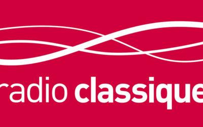Radio Classique s'offre Patrick Poivre d'Arvor
