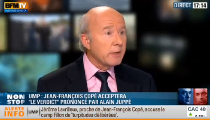 Bernard Tapie recrute Olivier Mazerolle
