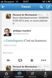 Le Bobard d'Or 2013 est attribué à « l'expert » Philippe Manière