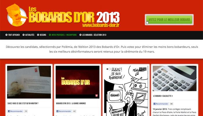 4e cérémonie des Bobards d'Or : le 19 mars à Paris