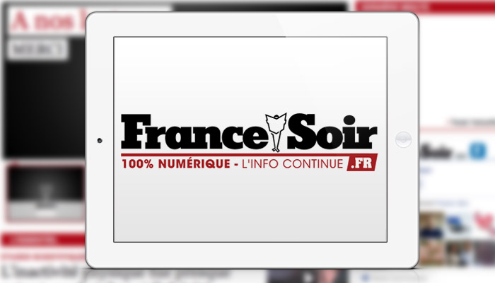 L'étrange retour de France Soir