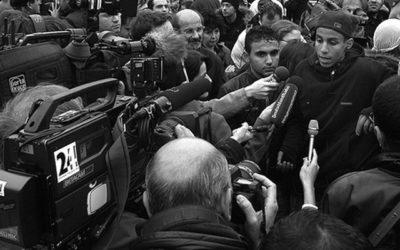 « Nique les journalistes!»