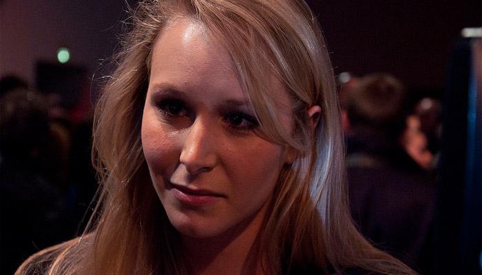 Marion Le Pen blacklistée par la presse régionale ?