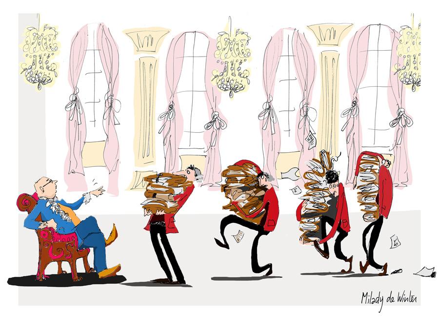 Les journalistes refusent de livrer leurs infos au gouvernement © Milady de Winter