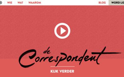 Pays-Bas : Naissance d'un journal financé par ses lecteurs