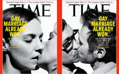 Le TIME, gay-friendly et politiquement correct