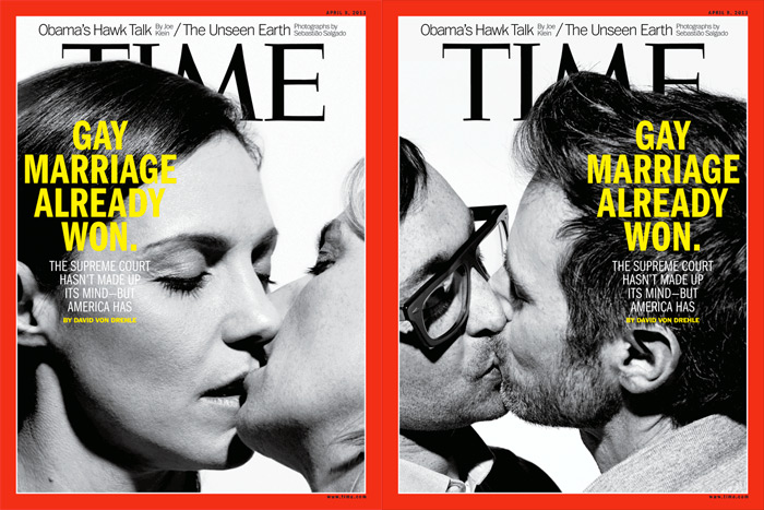 Le TIME, gay-friendly et politiquement correct