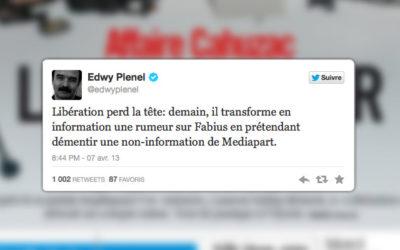 Libération : une fautegrave?