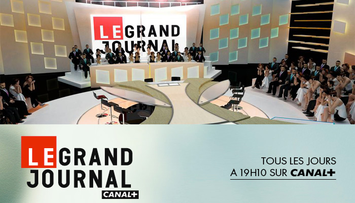 Grand Journal : Pourriol en remet une coucheGrand Journal : Pourriol en remet une couche