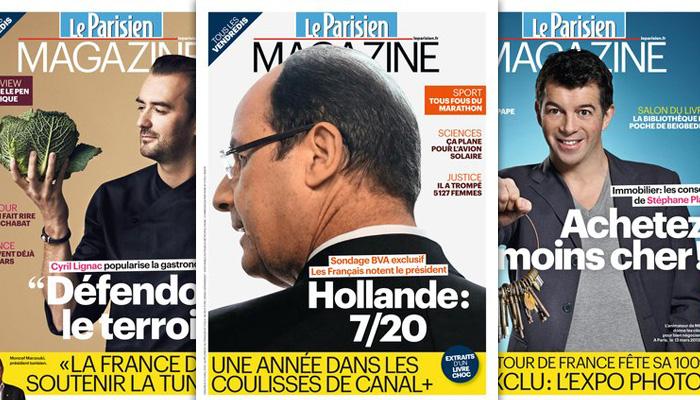 P. Carli : « Le Parisien Magazine est une vraie réussite »