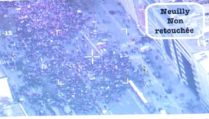 Manif pour Tous : les photos de la police retouchées ?Manif pour Tous : les photos de la police retouchées ?