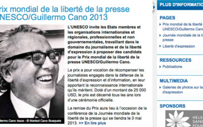 Une journaliste éthiopienne récompensée par l'Unesco