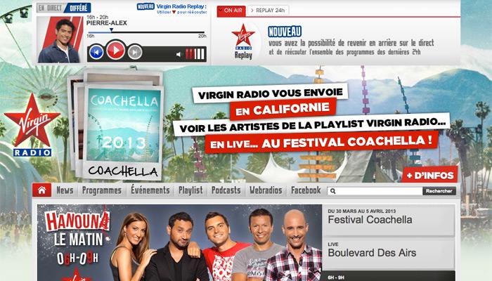 Virgin Radio n'est pas à vendre selon Olivennes