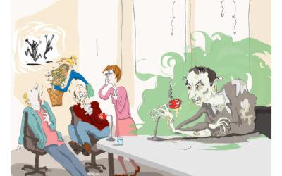 Zemmour : « La télévision est un univers abêtissant»