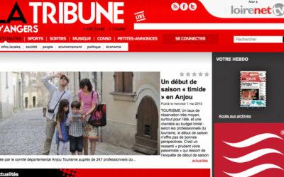La fin de la Tribune d'Angers
