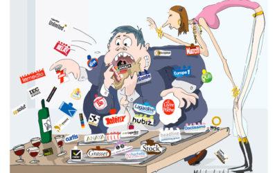 Médias : Lagardère veut céder trois de ses magazines