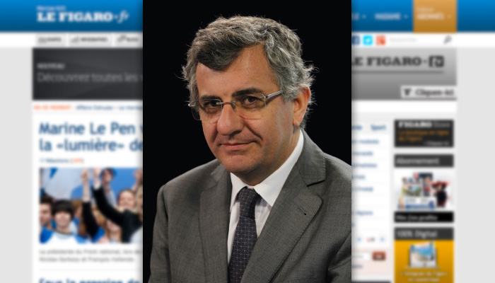 Jean-Michel Salvator, nouveau patron du figaro.fr