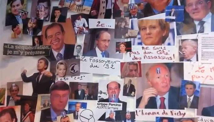 Le mur des cons : quand les journalistes règlent leurs comptes…