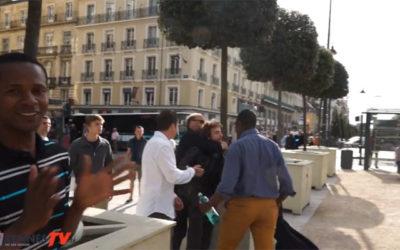 Rennes : Deux journalistes agressés, mais par qui ?