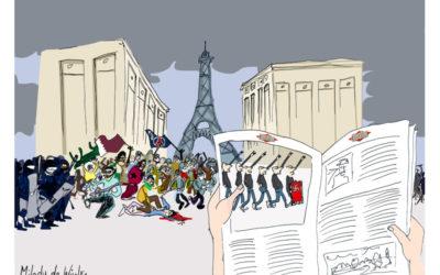 Casseurs du PSG : les médias changent les prénoms