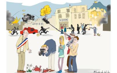 Marseille est-elle maltraitée par les médias ?