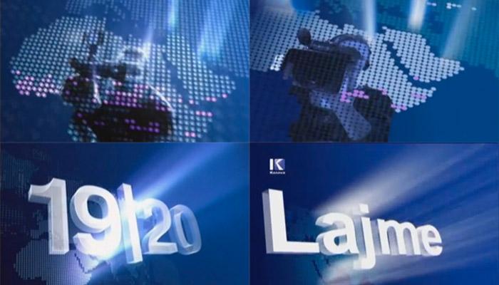 Les habillages et génériques des chaînes de télévision françaises suscitent la convoitise en Albanie et au Kosovo.