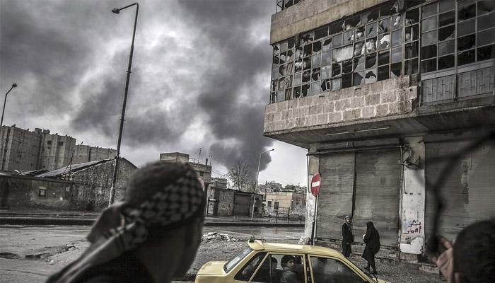 Deux journalistes français enlevés en Syrie