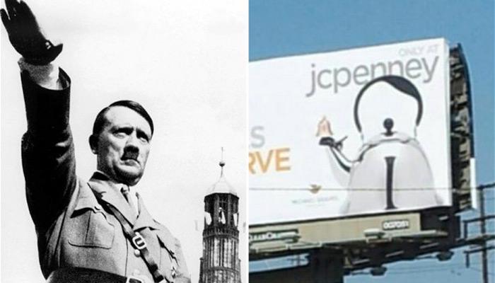 Point Godwin : La théière « nazie » de Cluver City
