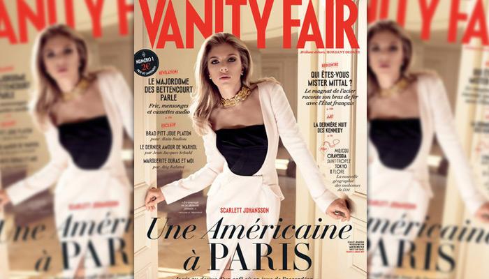 Le Vanity Fair français est arrivé : 93 pages de publicité