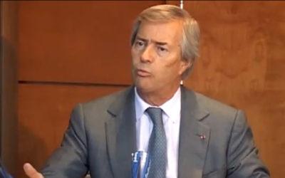 Havas : Vincent Bolloré propose son fils à la présidence