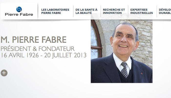 Mort de Pierre Fabre : pas d