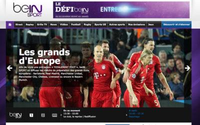 Attaqué par Canal+, BeIN Sports défend sa stratégie