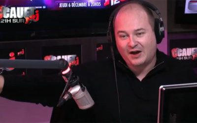 NRJ : L'UFC-Que Choisir accuse Cauet de bidonnage