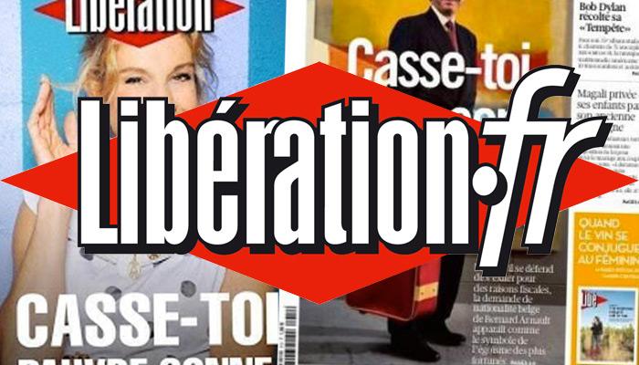 Un nouveau directeur de la rédaction pour Libération