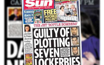 Deux journalistes du Sun inculpés pour corruption