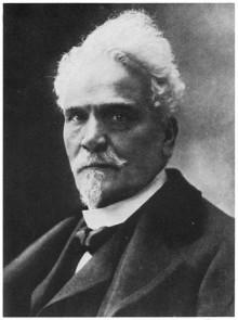 Henri Rochefort, rédacteur en chef de La Marseillaise.