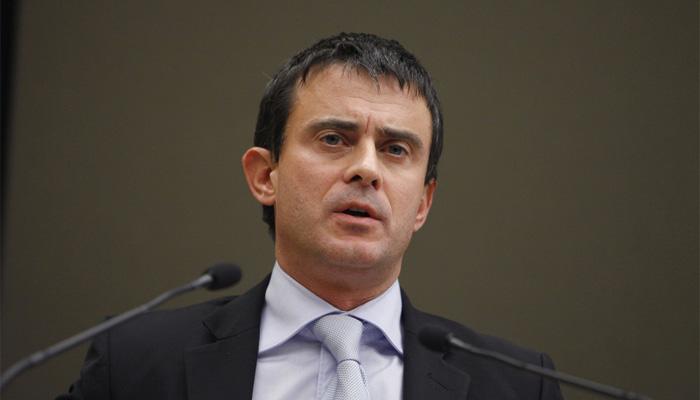 Manuel Valls attaque L'Express en diffamation