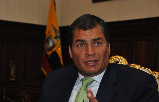 Équateur : un référendum contre la presse papier