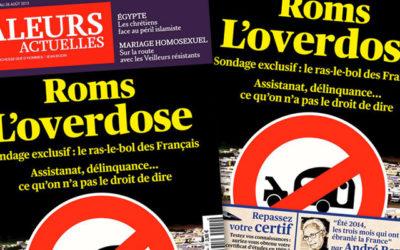Polémique sur les Roms : le journaliste mis en cause répond au Petit Journal