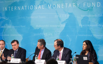 FMI : Le Monde et Le Figaro ont-ils lu le même rapport?