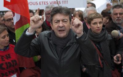 Pour Mélenchon, Barbier fraye avec « l'extrême-droite »