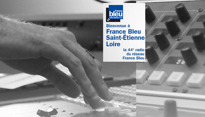 France Bleu s'implante à Saint-Étienne