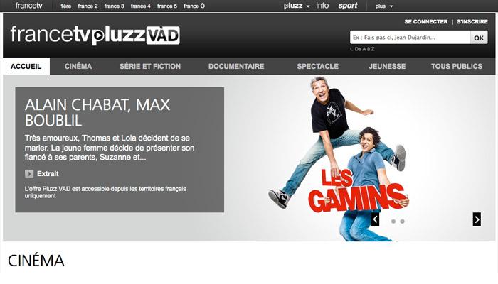 Carton d'audience sur internet pour France Télévisions
