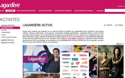 Lagardère a reçu 25 offres pour ses titres